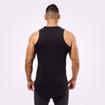 2 Stanton Gym Tank Top | Black Wash