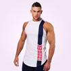 1 Stanton Gym Tank Top | White