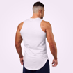 2 Stanton Gym Tank Top | White