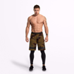 MGactivewear Online Sports Shop Military Camo Product Picture Athlete Front Profile