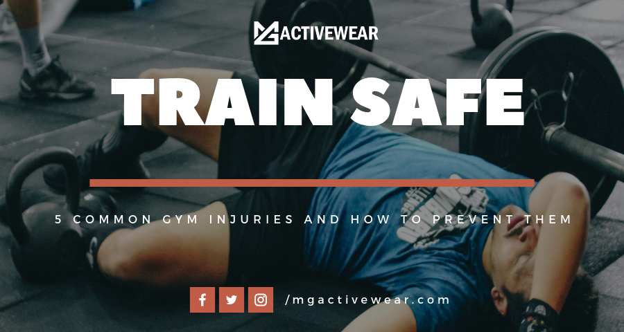 Five Common Gym Injuries