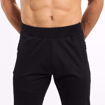 Men Workout Brand Better Bodies available in UAE at MGactivewear,Varick Track Pants Black Waist