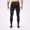 Men compression pants back