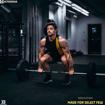 4 Stanton Gym Tank Top | Black Wash