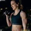 MG activewear presents Athelete in Black Waverly Sports Bra