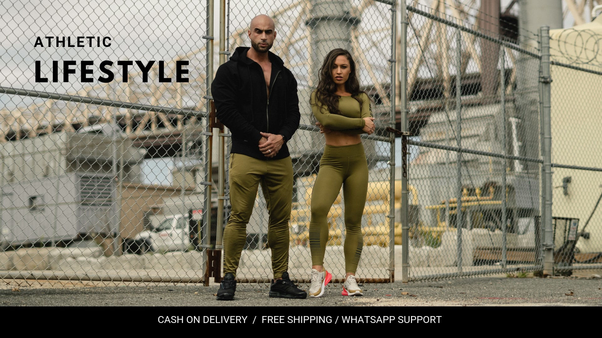MGactivewear Sportswear is elite fitness ecommerce store in UAE bringing you Genuine sports brands from USA and Europe.