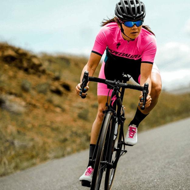 Women Cycling Compression Socks