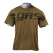 Original tee military olive front