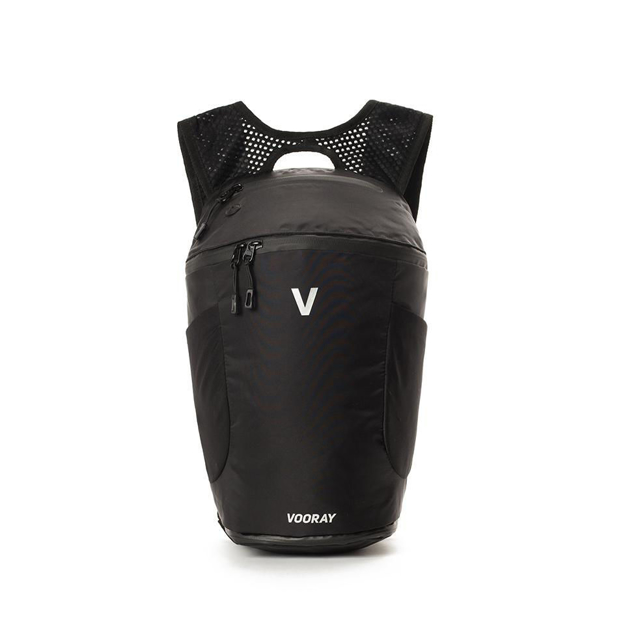 Active-backpack-jet-black-FRONT