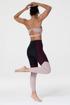 3 Bow Yoga Bra | Woodrose