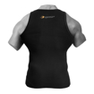 2 Original Ribbed Bodybuilding Vest | Black