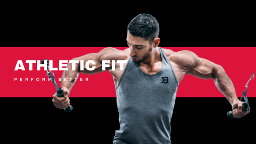 Maximize Your Performance with Athletic Fit Sportswear.