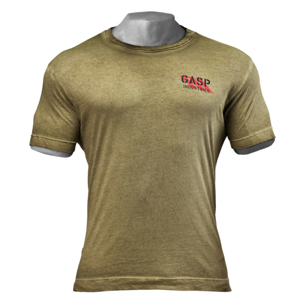 Standard Military Olive Green Front
