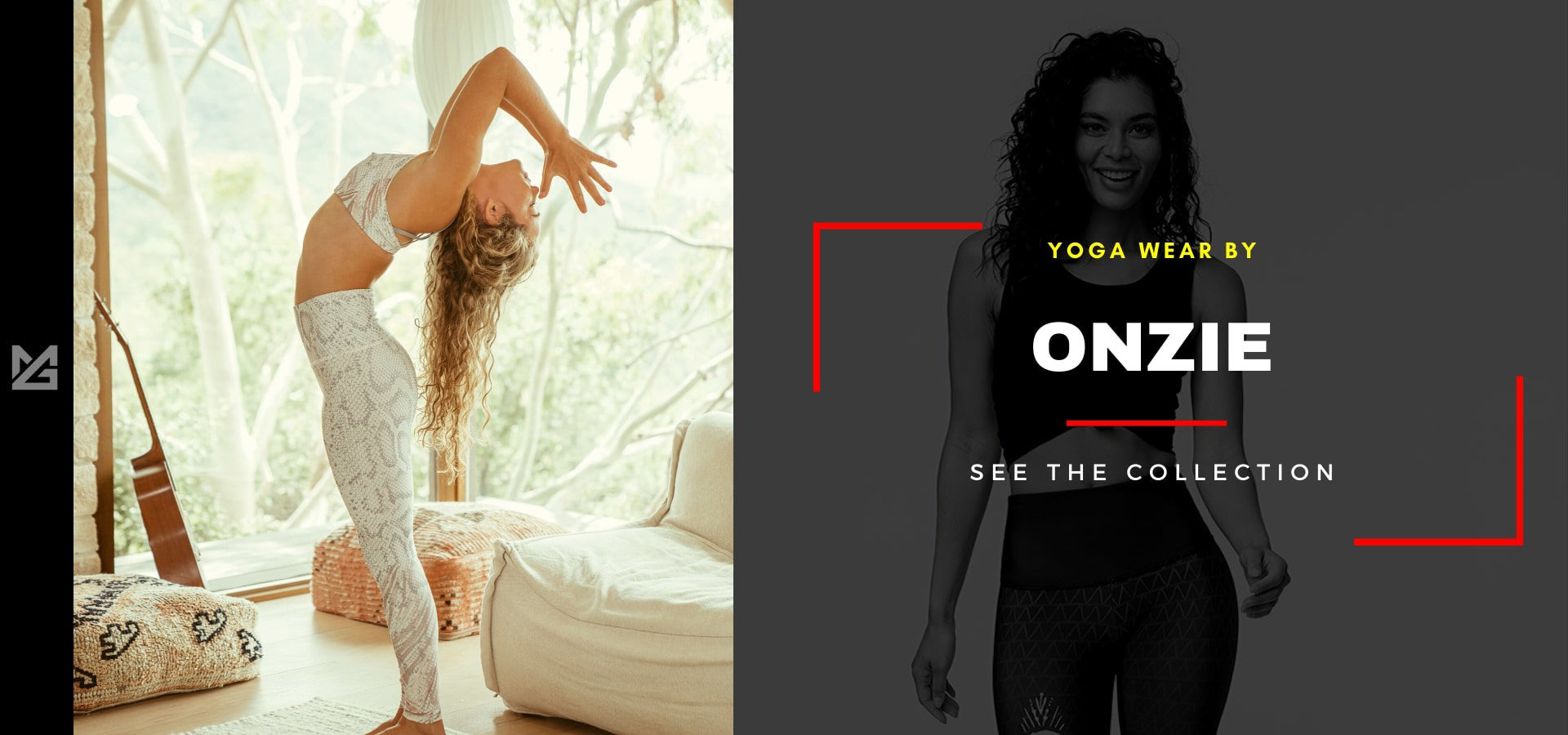 Shop comfortable yoga wear by Onzie