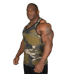 Muscle Stringer in Camo Side Photo