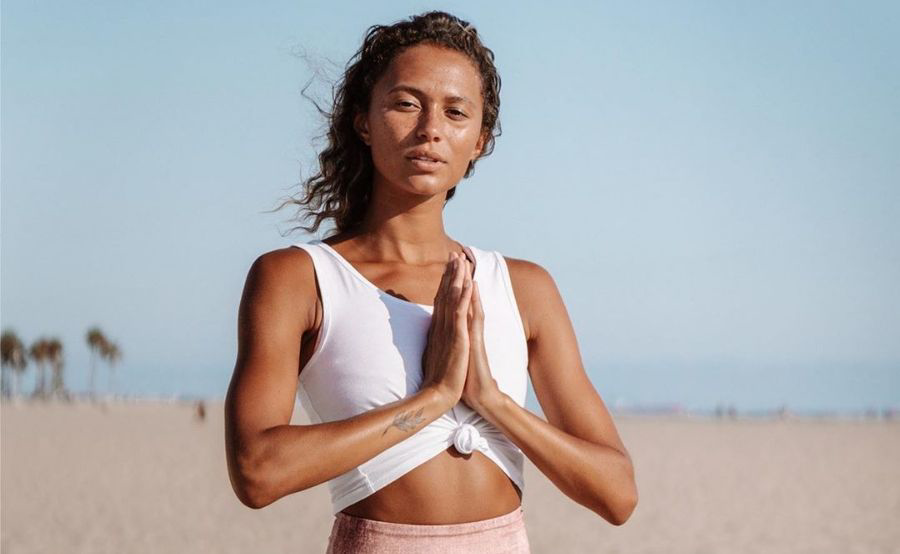 Picture for category Yoga Tops