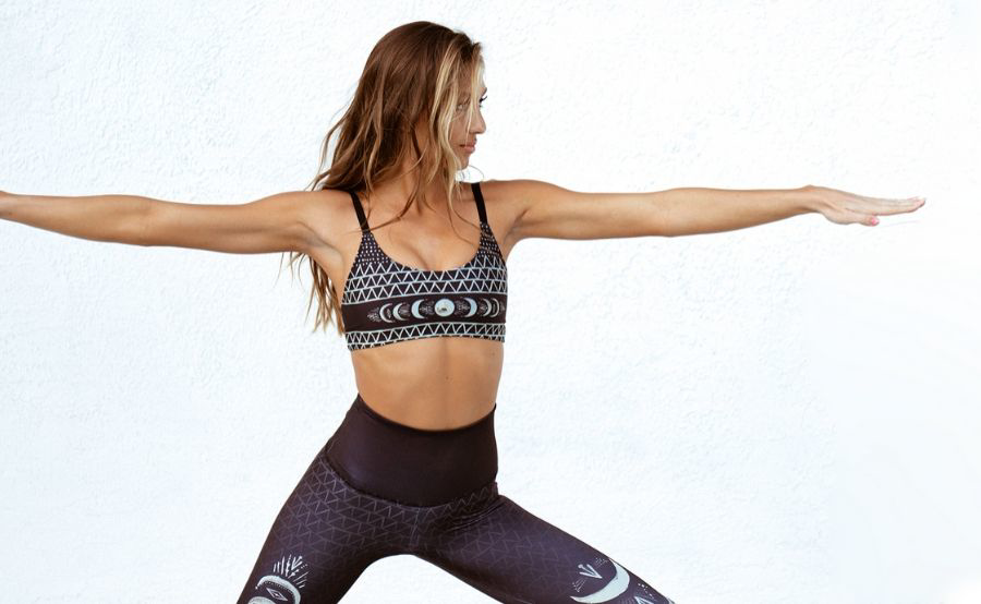 Picture for category Yoga Bra's