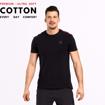 Black Varick Men Sports T Shirt by Better Bodies