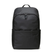 Avenue Back Pack in Matter Black Front Picture
