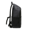 Avenue Back Pack in Matter Black side Picture