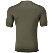 Branson Men Sport T-shirt In Army Green Color