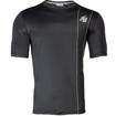 Branson MMA T-shirt in Black Gray