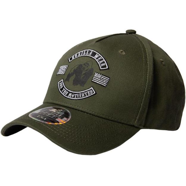 Darington Cap | Army Green