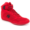 Gorilla Wear High Top Shoes in Red