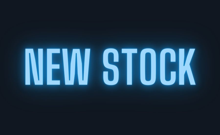 Picture for category NEW STOCK
