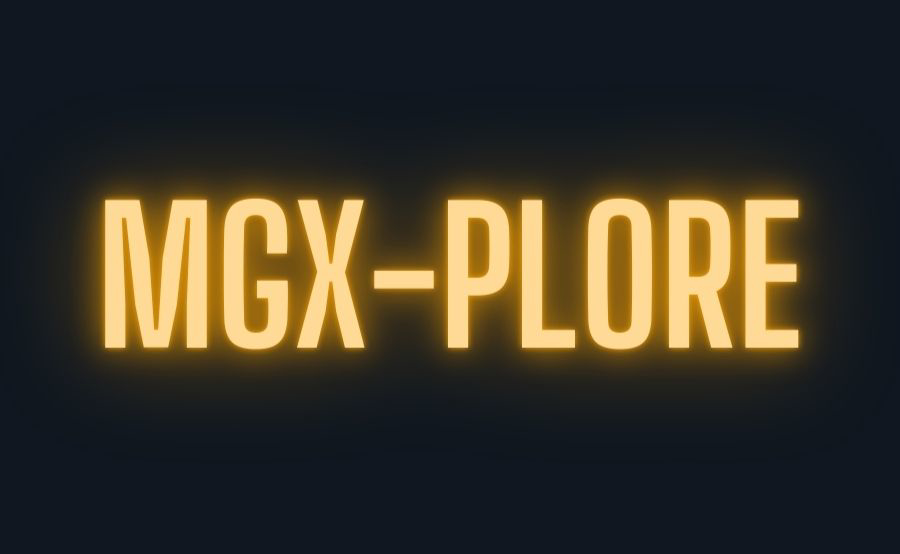 Picture for category MGX-PLORE