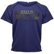 Navy Classic Bodybuilding Workout Top