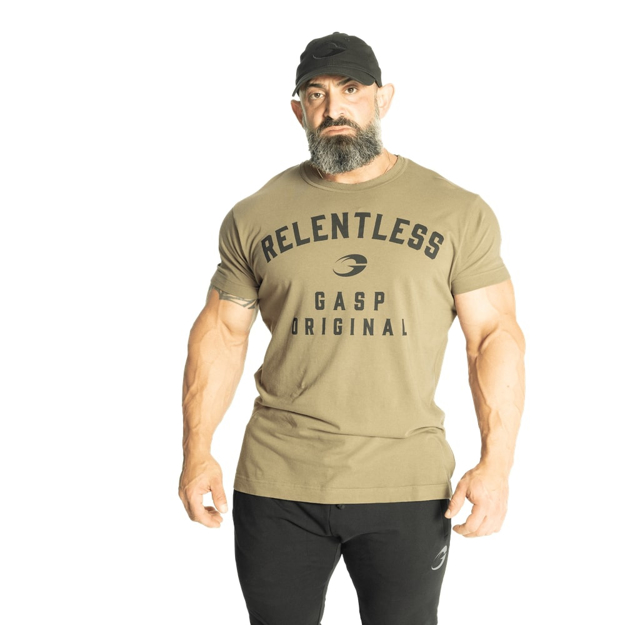 Relentless Gasp Official T-shirts online in UAE