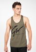 Evansville Tank Top in Army Green