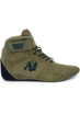 Perry High Tops in Army Green