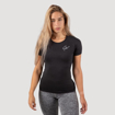 Picture of Gorilla Wear Holly T-Shirt | Black