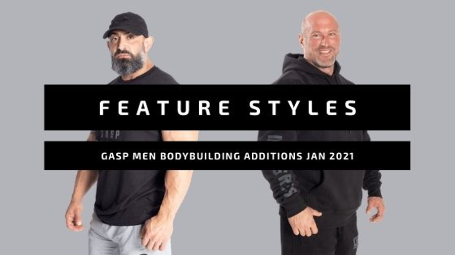 GASP OFFICIAL Latest Gym Wear Collection in UAE
