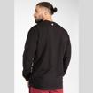 Gorilla Wear Boise Oversized Long Sleeve T-shirt | Black