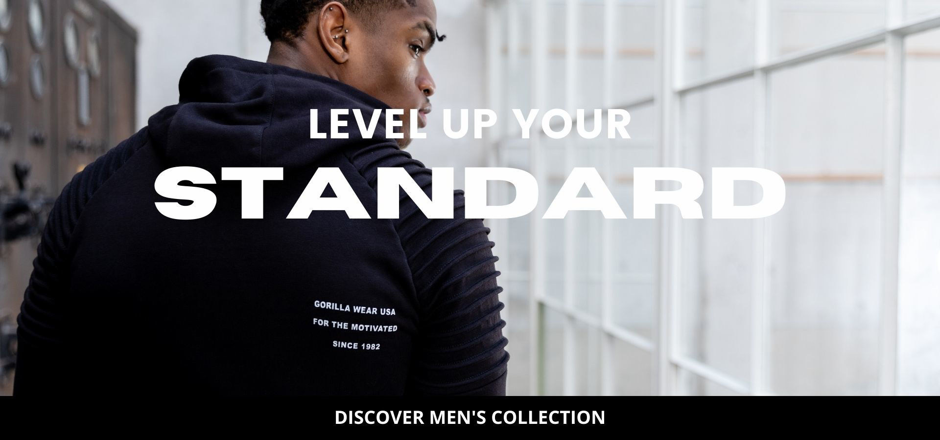 Latest men's collection for gym wear and street wear .