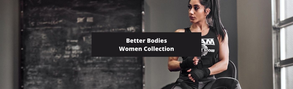 See Women Gym Wear Collection by Better Bodies in UAE