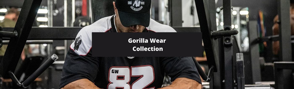 Bodybuilding Clothes for Gorilla Wear