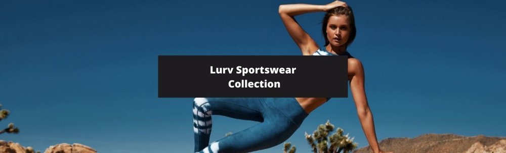 See Lurv Sportswear Collection in UAE