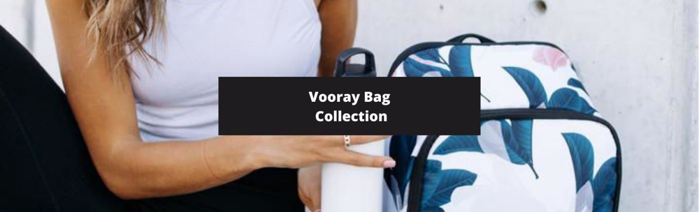See Vooray Gym Bag Collection in UAE